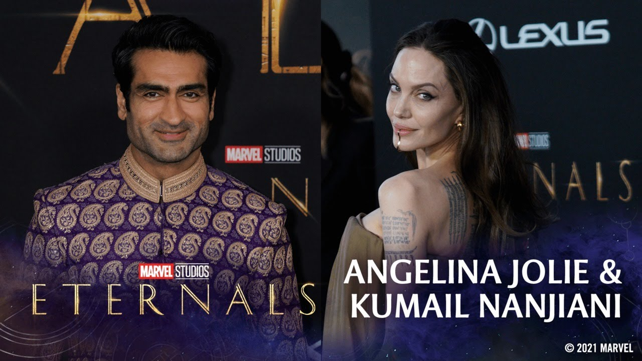 From Harry Styles to Angelina Jolie, Meet the Cast of Marvel's ...