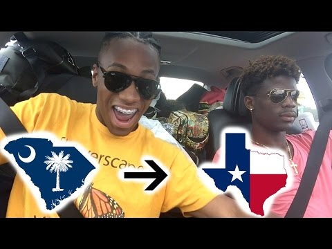 VLOG: Goodbye, South Carolina. Hello, Texas! | DeeByDefault