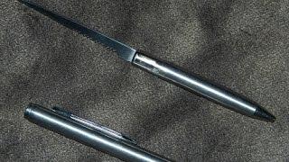 Hidden Weapons #2: Pen Knife