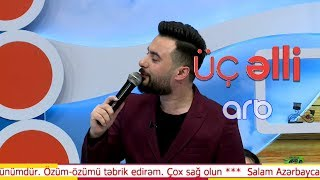 Rübail Əzimov - Qara gözlüm (CANLI) - Üçəlli