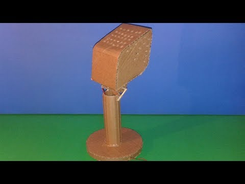 How to make a Microphone from Cardboard