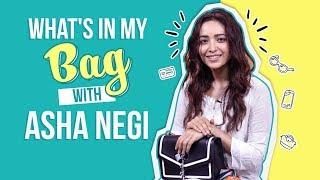 What's in my Bag with Asha Negi   Fashion   Bollywood  Pinkvilla