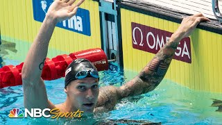 Caleb Dressel makes history in 50m fly | World Swimming Championships 2019 | NBC Sports