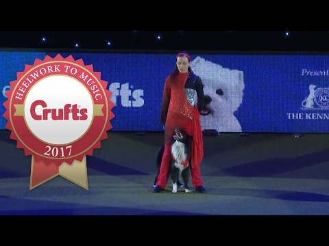 Thumbnail: International Freestyle Heelwork To Music Competition Winner | Crufts 2017