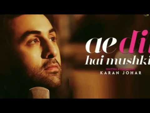Ae Dil Hai Mushkil Instrumental Song | Casio Cover | Title Track Video | Arijit Singh | thumbnail