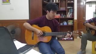 Lạc trôi - Haketu guitar