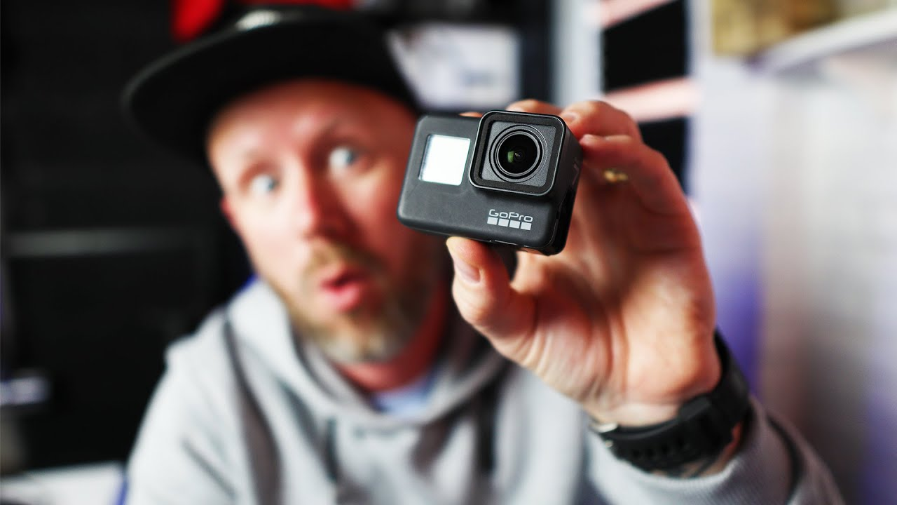 Using A Gopro As A Webcam Without A Capture Card