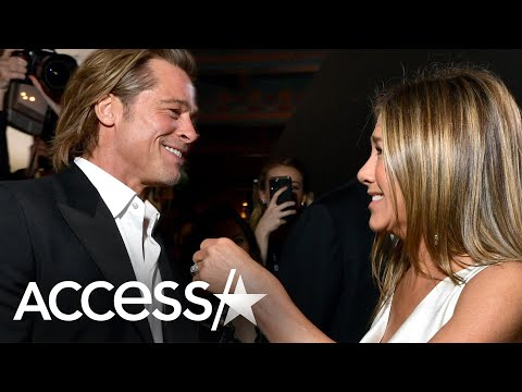 Jennifer-Aniston-And-Brad-Pitt-Share-Sweet-Moment-Together-Backstage-At-2020-SAG-Awards