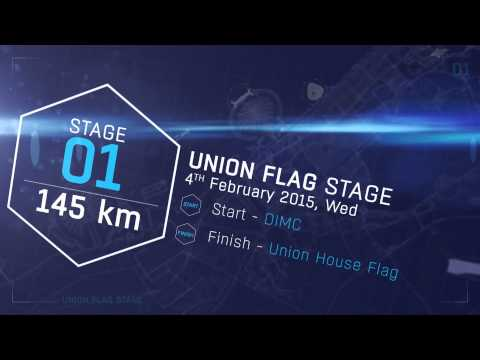 Dubai Tour 2015 - The 1st Route Stage