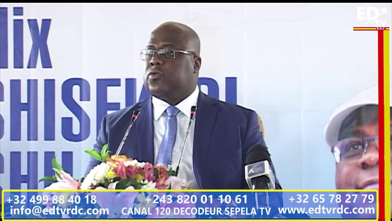 FATSHI A PRÉSENTÉ UN PROGRAMME DE GOUVERNEMENT DIGNE DE LA RDC