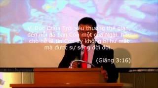 Mục Sư Phong - Lòng Yêu Thương Của Đức Chúa Trời