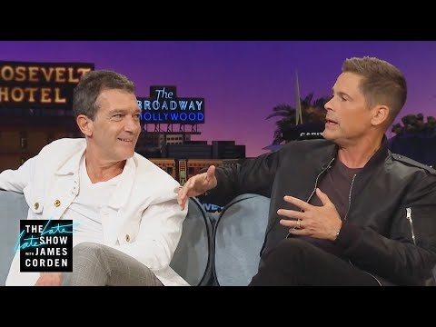 Antonio Banderas Will Have A Better Oscars Than 1989 Rob Lowe