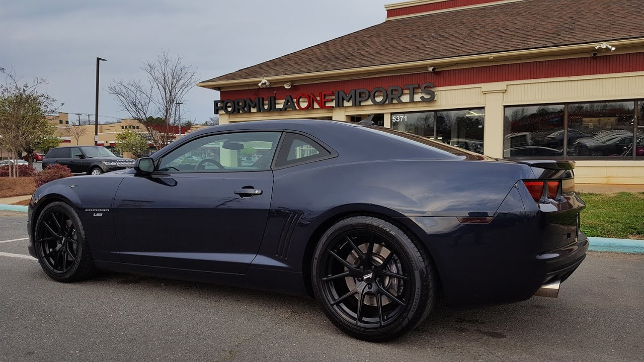 2013 Chevrolet Camaro SS - For Sale - Formula One Imports Charlotte ...