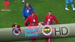 Simon Falette sakatlandı!   Trabzonspor - Fenerbahçe