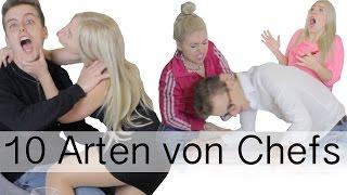 10 ARTEN VON CHEFS + Outtakes Thumbnail