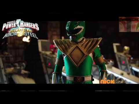 PR Super Ninja Steel - Tommy And Evil Tommy Morphs And Fight (fan Edit)