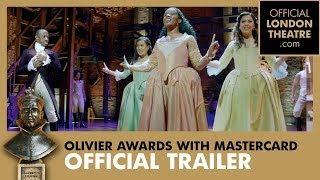 The Olivier Awards 2018 with Mastercard - Official Trailer