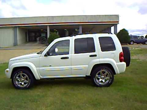 2003 jeep liberty limited edition youtube. Black Bedroom Furniture Sets. Home Design Ideas