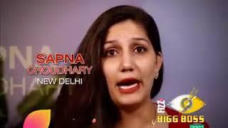 Bigg boss 11 contestants confirmed sapna choudhary, shivani durga, jyoti kumari,  zubair khan