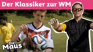Fußballfloskeln wörtlich genommen | WDR - Sendung mit der Maus