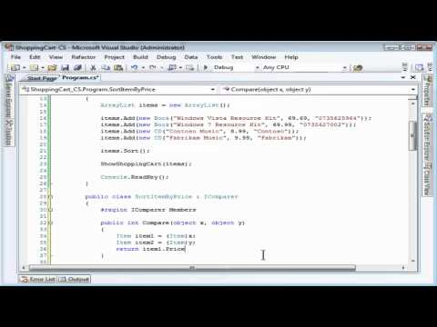 How to Use Arrays and Collections in C#