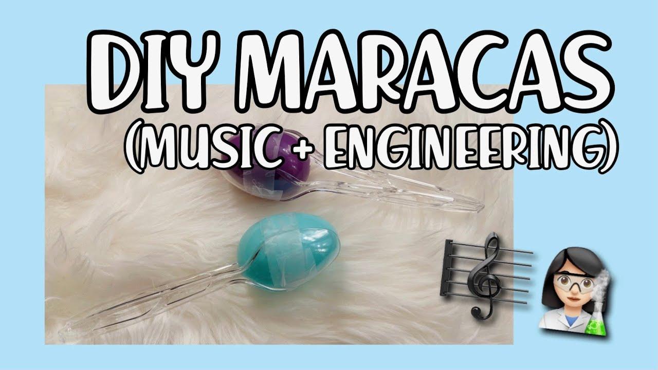 DIY Maracas Tutorial