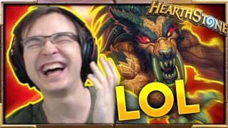 HAPPIEST CONCEDE EVER!! | Best Moments & Fails Ep. 46 | Hearthstone