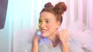Temiz Magazin -Alice Müzikali afis çekimleri kamera arkası