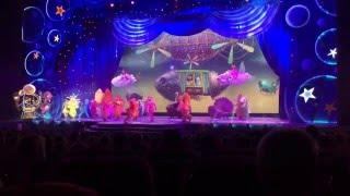 Новые Фиксики и чудеса с Машей в Крокус Сити Хол | Новогоднее представление 2016