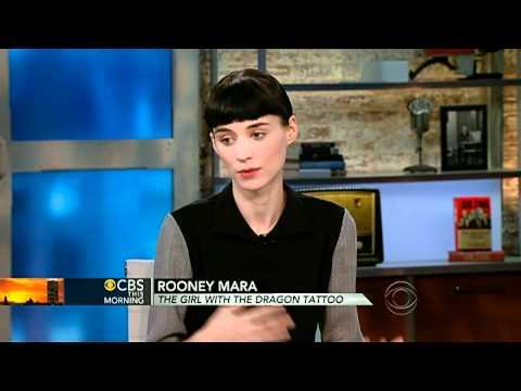 Rooney Mara discusses GWTDT rape scene