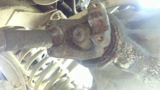 89 Cherokee Dana 30 Pinion Seal and Preload Adjustment