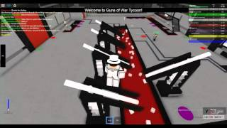 [ROBLOX: Guns of War Tycoon] - Lets Play Ep 2 - Security!