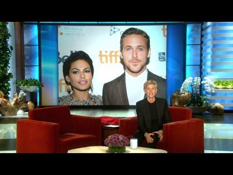 Ryan Gosling and Eva Mendes' Baby: First Peek!