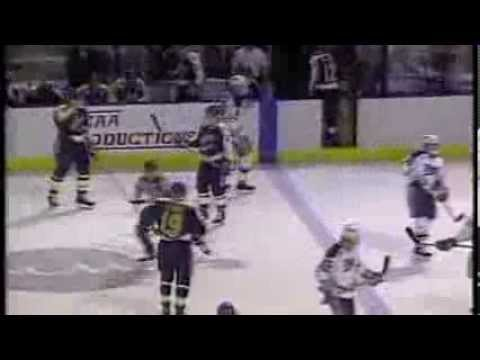 Maine vs. Lake State 1993 NCAA Hockey Championship Highlights