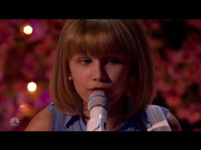 Americas Got Talent - Grace Vanderwaal - Beautiful Thing