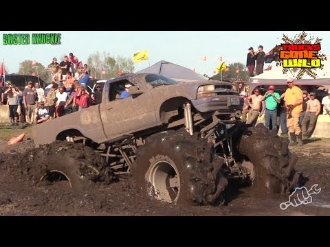 TRUCKS GONE WILD GOES BOGGING IN PERRY FLORIDA 2017