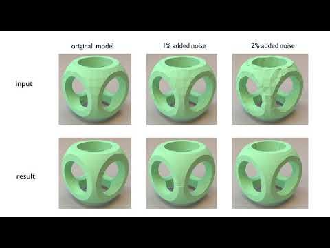 0 - InverseCSG: MIT-Forscher automatisieren das Reverse Engineering von 3D-Modellen
