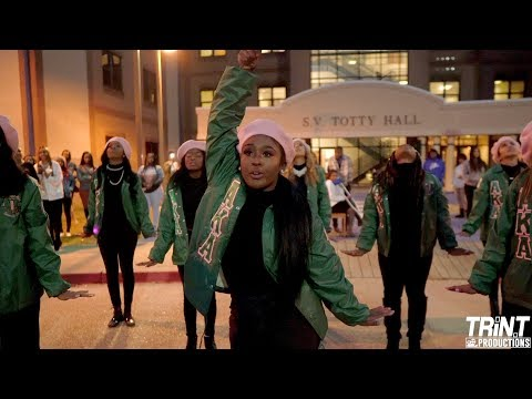 Alpha Kappa Alpha Sorority Inc. | Beta Psi Chapter | 2019 Founder's Day Yard Show Mp3