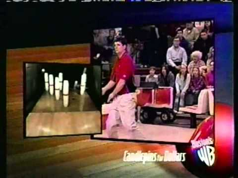 Candlepins for Dollars  Shawn Baker vs. Ed Tringale First Telecast!