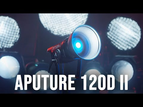 Introducing the Aputure 120d II