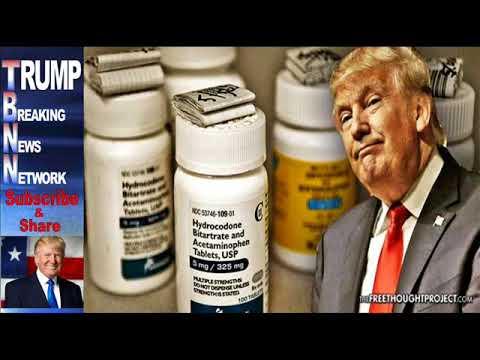 BREAKING Trump Declares 'National Emergency' Over Opioid Crisis