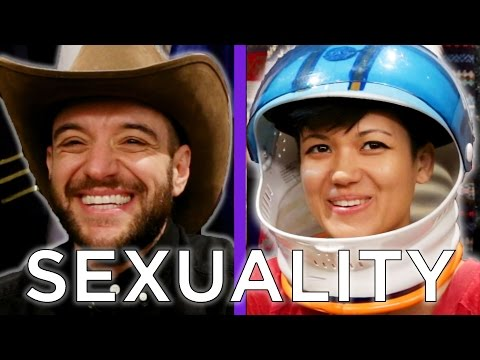 What Is The Difference Between Gender And Sexuality? • In The Closet