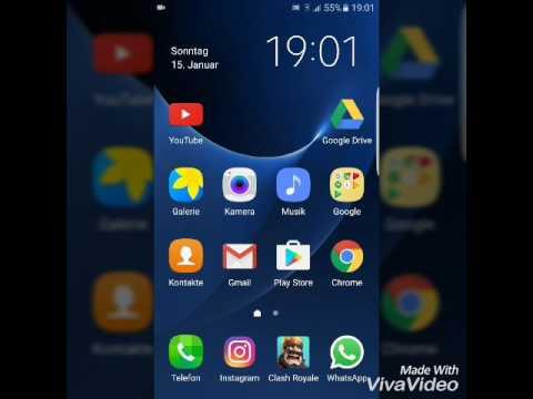 Apps Auf Sd Karte Verschieben S7.Apps Beim Samsung Galaxy S7 Und S7 Edege Auf Die Speicherkarte Verschieben Wie Geht S