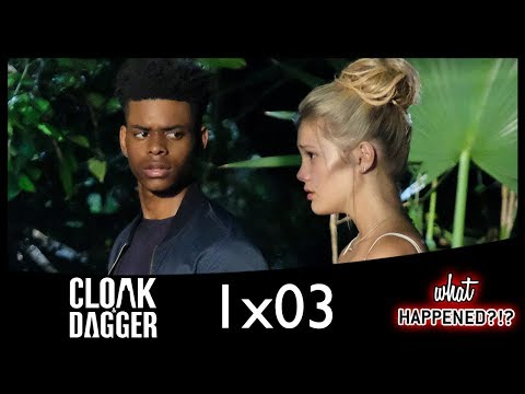 Marvel's CLOAK AND DAGGER Episode 3 Recap: Stained Glass -The Other's Journey - 1x04 Promo