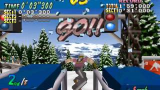 TBT Nostalgic Gaming #2: Cool Boarders 2 Competition Mode
