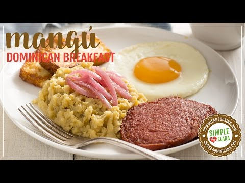Mangu Recipe (How to Make Dominican Plantain Mash)
