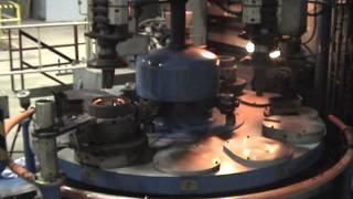 Produkcja izolatorów szklanych