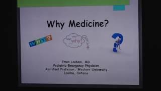 Pre-Med Session by Ahmadiyya Muslim Medical Association