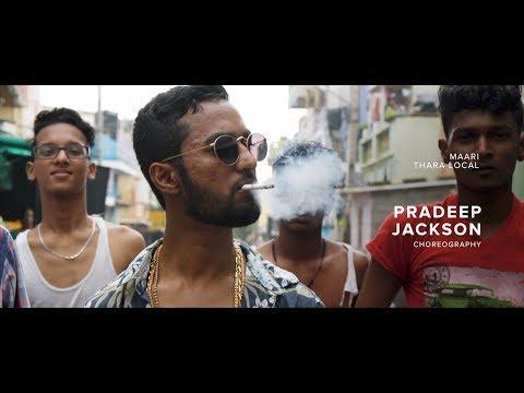 Dhanush - Maari Thara Local | Pradeep Jackson Choreography