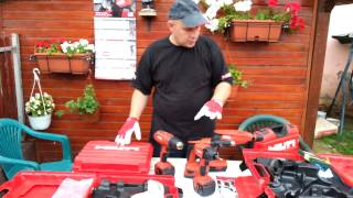 HILTI TOOL BY DACANOVSKI part one